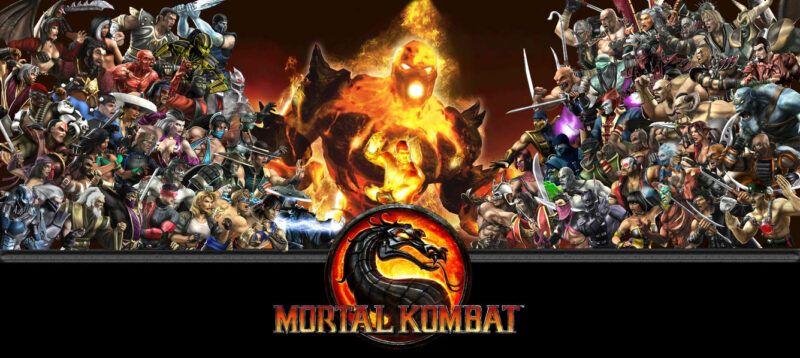 Mortal Kombat: Armageddon Xbox Listado