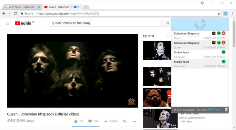 Cómo identificar las canciones en los vídeos de YouTube