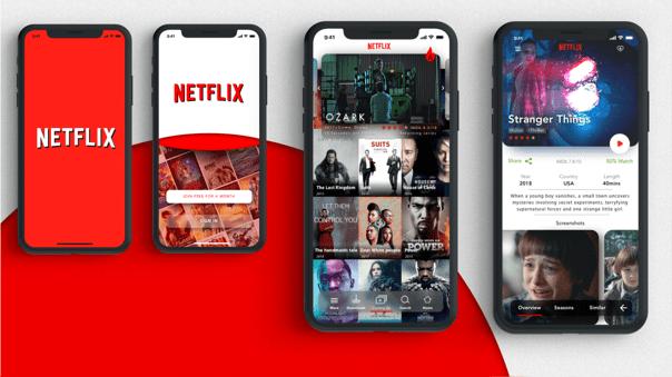 Netflix en el móvil