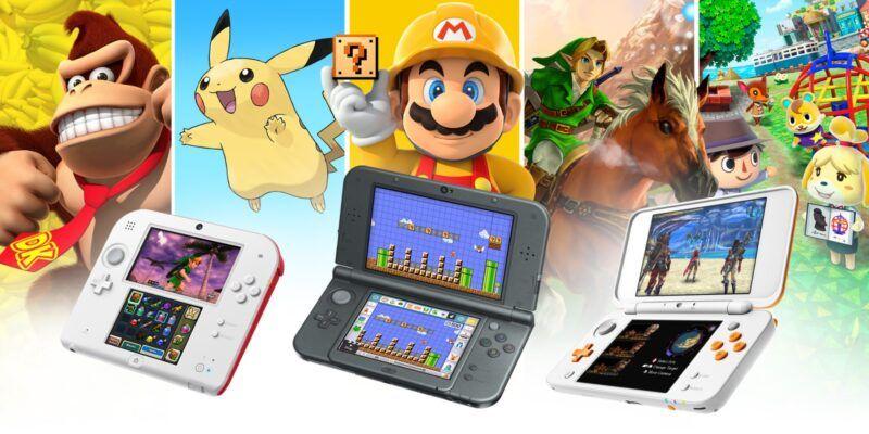 Todo lo que necesitas saber sobre la Nintendo 3DS
