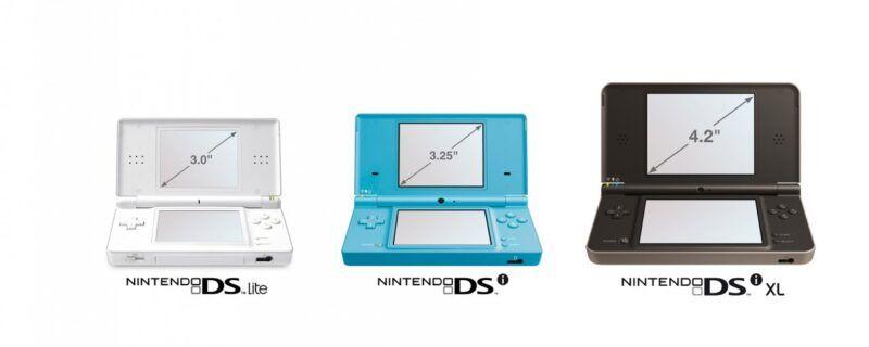 ¿Qué es la Nintendo DSi XL?