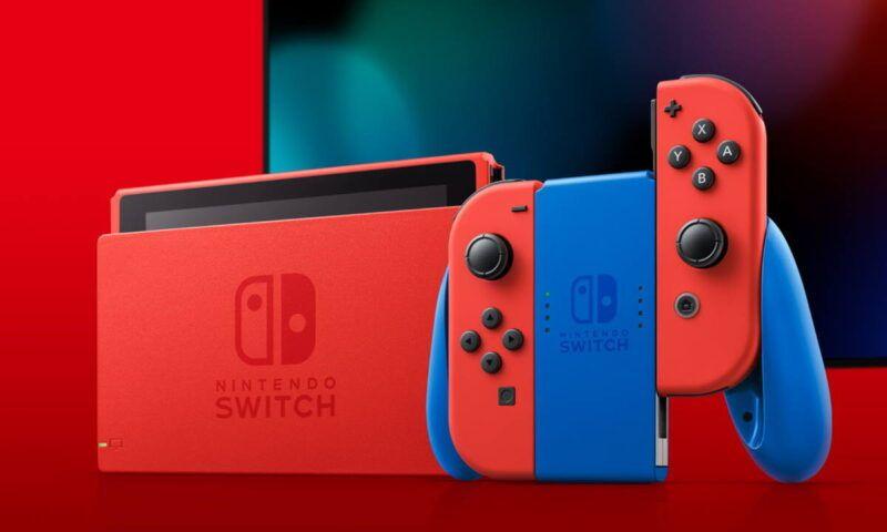 Es Nintendo Switch en línea hacia abajo ... ¿O es sólo usted?