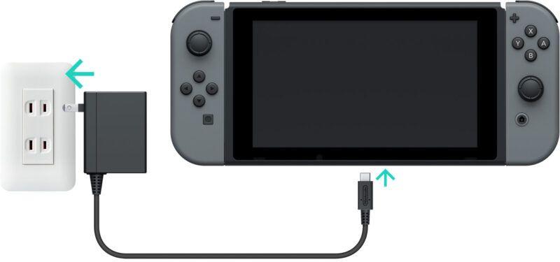 Cómo arreglar cuando Nintendo Switch no se enciende