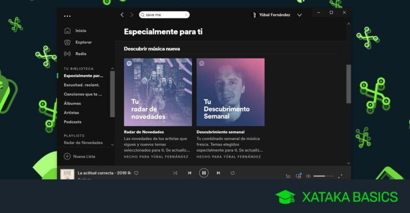 Cómo usar las opciones de búsqueda avanzada de música de Spotify