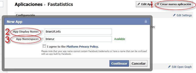 Plataforma de desarrolladores de Facebook
