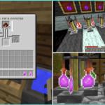 Cómo hacer una poción de resistencia al fuego en Minecraft