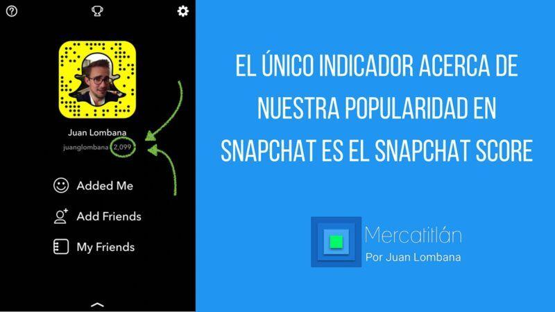 ¿Qué son las puntuaciones de Snapchat y cómo puedes encontrar las tuyas?
