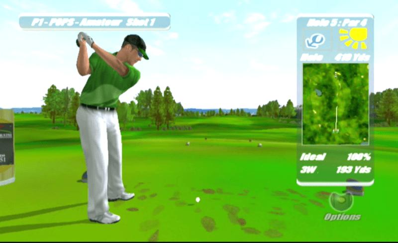 Real World Golf Simulator para Xbox
