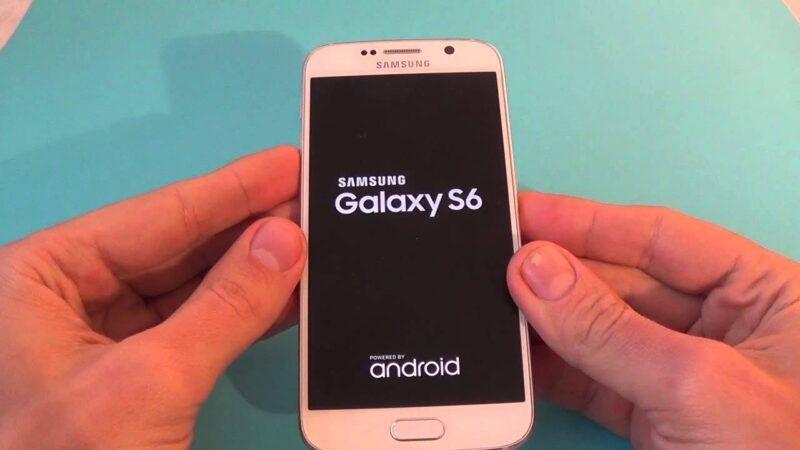Cómo restablecer de fábrica su Galaxy S6