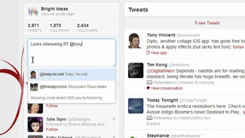 ¿Qué es un Retweet manual en Twitter?