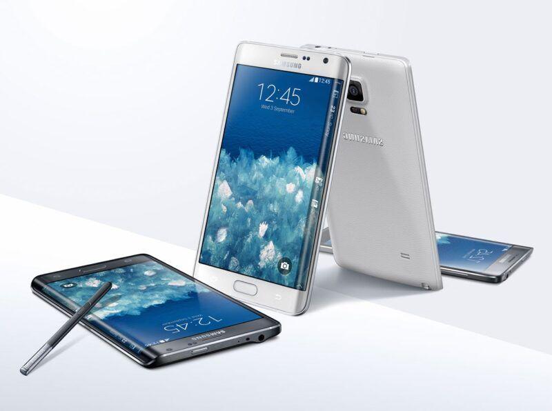 Cómo quitar la tapa trasera del Samsung Galaxy Note Edge