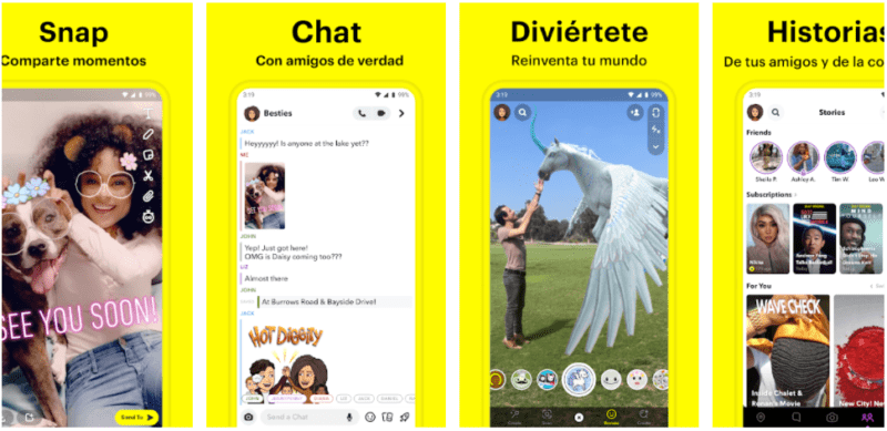 ¿Qué es Snapchat? Una introducción a la popular aplicación efímera