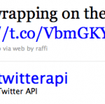 ¿Cómo puedo hacer URLs cortas en Twitter?