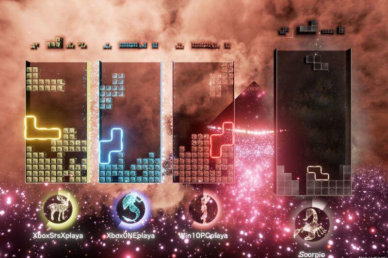 Trucos, códigos y secretos de Tetris Effect