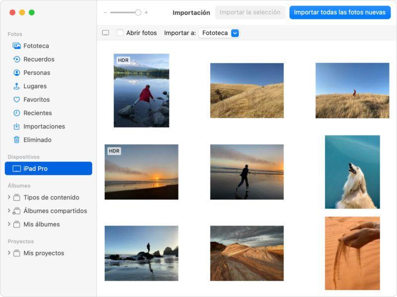 Cómo transferir fotos y vídeos del iPhone a un ordenador