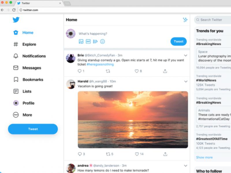 Aprende a usar Twitter en 15 minutos o menos