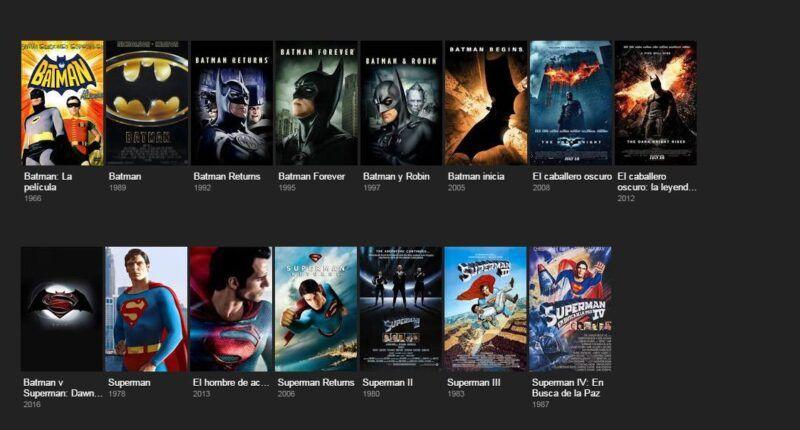 Cómo ver las películas de Superman en orden