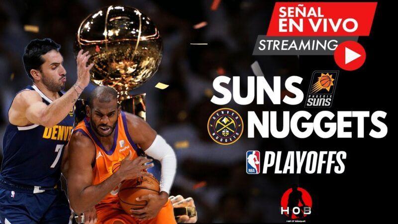 Cómo ver los playoffs de la NBA en directo (2021)