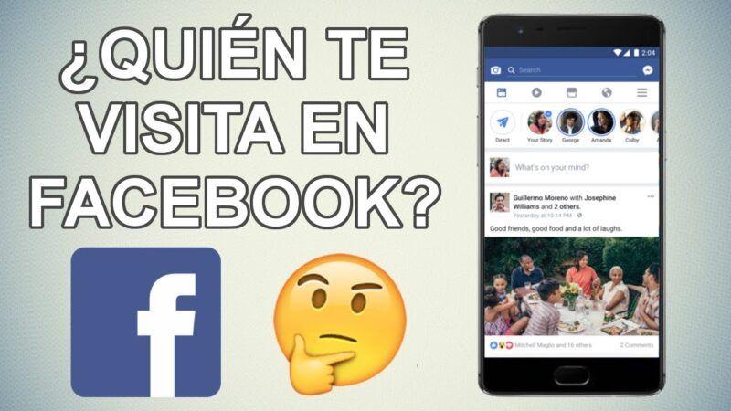 ¿Puedes ver quién ve tu perfil de Facebook?