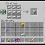 Cómo hacer un yunque en Minecraft