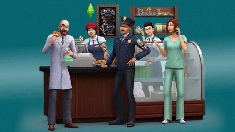Guía de carreras de 'Los Sims'