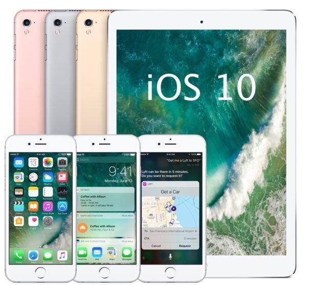 iOS 10iOS 10