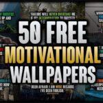 50 Fondos de pantalla motivacionales gratuitos para descargar