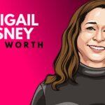 Patrimonio neto de Abigail Disney