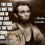 34 Frases célebres de Abraham Lincoln para recordar