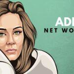 Patrimonio neto de Adele