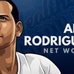 Patrimonio neto de Alex Rodríguez