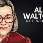 Patrimonio neto de Alice Walton