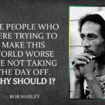 26 frases de Bob Marley sobre el amor y la felicidad
