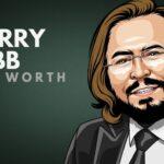 Patrimonio neto de Barry Gibb