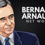 Patrimonio neto de Bernard Arnault
