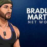 Patrimonio neto de Bradley Martyn