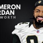 Patrimonio neto de Cameron Jordan
