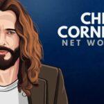 Patrimonio neto de Chris Cornell