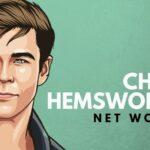 Patrimonio neto de Chris Hemsworth