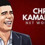 Patrimonio neto de Chris Kamara