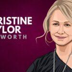 Patrimonio neto de Christine Taylor