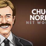 Patrimonio neto de Chuck Norris