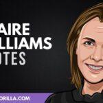 40 frases inspiradoras y profundas de Claire Williams