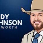 Patrimonio neto de Cody Johnson