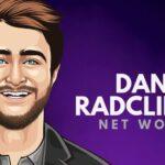 Patrimonio neto de Daniel Radcliffe