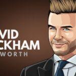 Patrimonio neto de David Beckham