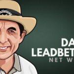 Patrimonio neto de David Leadbetter