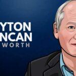 Patrimonio neto de Dayton Duncan
