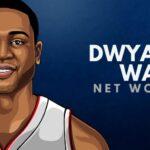Patrimonio neto de Dwyane Wade