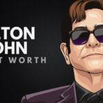 Patrimonio neto de Elton John